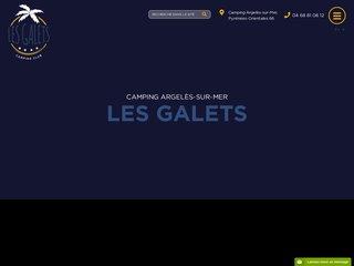 Camping Les Galets