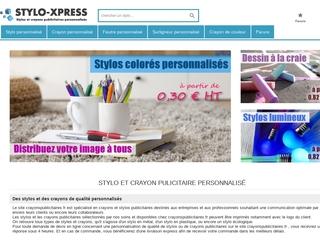 Vente de stylos publicitaires en ligne