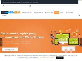 webdesign tunisie