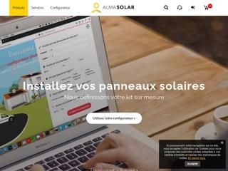 Achat et installation de matériel photovoltaïque