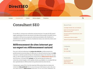 Agence Référencement - Direct SEO