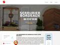 Serrurier Bordeaux