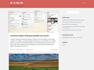 3615 My Life, les aventures d'un webentrepreneur