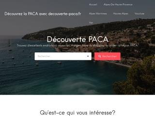 Decouverte PACA, guide provençal