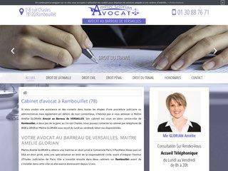 Amélie Glorian: Votre avocat en droit de la famille à Rambouillet