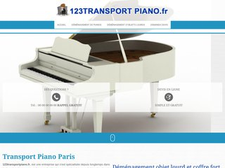 demenagement piano
