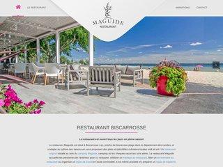 Restaurant à Biscarrosse