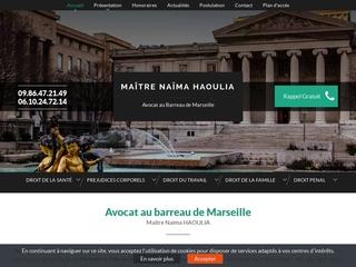 Cabinet d'avocat dans le 6ème arrondissement de Marseille