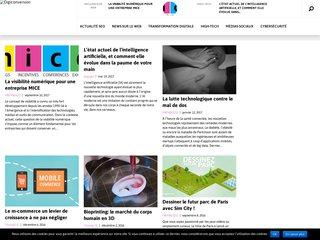 Digiconversion - Actualités du monde digital