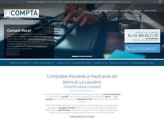 Bureau comptable et fiscal agréé IPCF à Mons