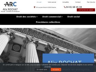 Avocat droit des sociétés Saint-Etienne