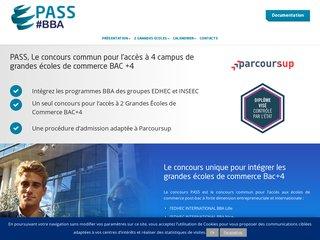 Concours PASS, le concours pour les écoles de commerce