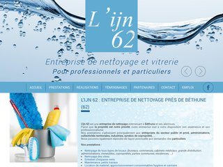 Entreprise de nettoyage de locaux Pas-de-Calais