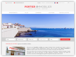 agence immobiliere Antibes juan les pins