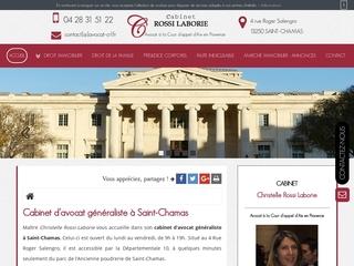 Cabinet d'avocat à saint chamas