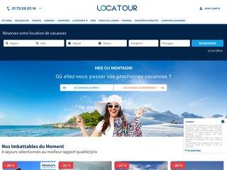 Locatour : vos vacances au camping