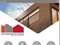 Construction ossature bois - Lille (59)