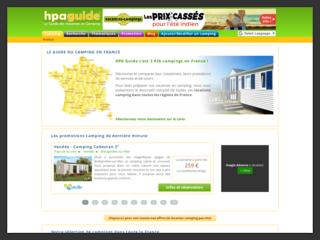 HPA Guide - Le Guide des Vacances en Camping