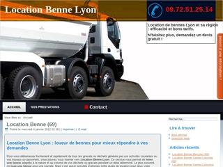 Bennes Lyon & Rhône