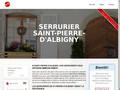 Serrurier Saint-Pierre-D'Albigny