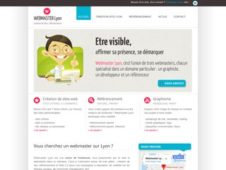 Webmaster Lyon