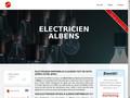 Electricien Albens