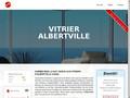 Vitrier Albertville