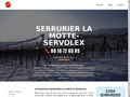 Serrurier, La Motte-Servolex