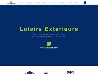 Loisirs Extérieurs : équipements de loisirs de plein air fabriqués en France