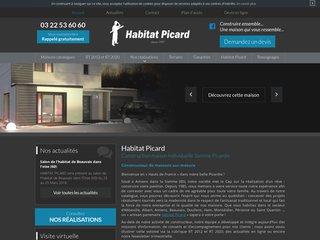 Construction maison Picardie
