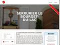 Serrurier Le Bourget-du-lac