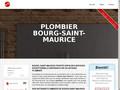 Plombier, Bourg-Saint-Maurice