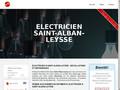 Electricien, Saint-Alban-Leysse
