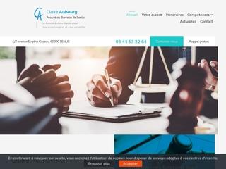 Votre avocat Claire Aubourg  en droit des contrats à Senlis