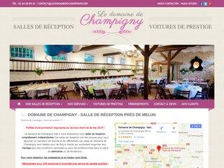 Le Domaine de Champigny