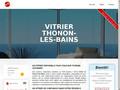Vitrier Thonon-les-bains