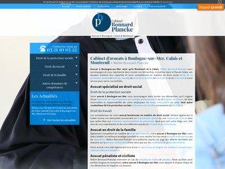 Avocat spécialisé en droit social, Boulogne-sur-Mer