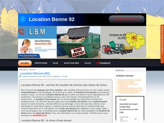 Bennes - Location 92