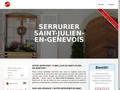 Serrurier Saint-julien-en-genevois