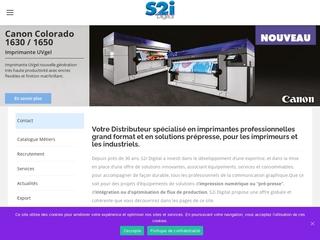 Imprimante latex