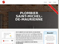 Plombier Saint-Michel-de-Maurienne