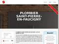 Plombier Saint-Pierre-en-Faucigny