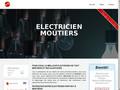 Electricien Moûtiers