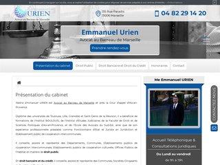 Avocat droit bancaire à Marseille