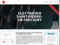 Electricien Saint-pierre-en-faucigny