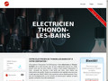 Electricien Thonon-les-bains