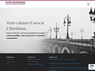 Cabinet d'avocat en droit immobilier à paris