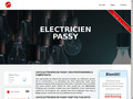 Electricien Passy