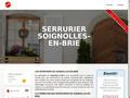 Serrurier Soignolles-en-brie