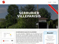 Serrurier Villeparisis